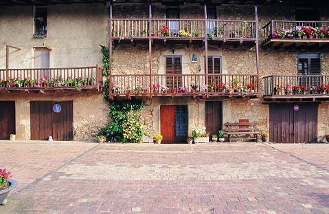 Landscapes of La Garrotxa
