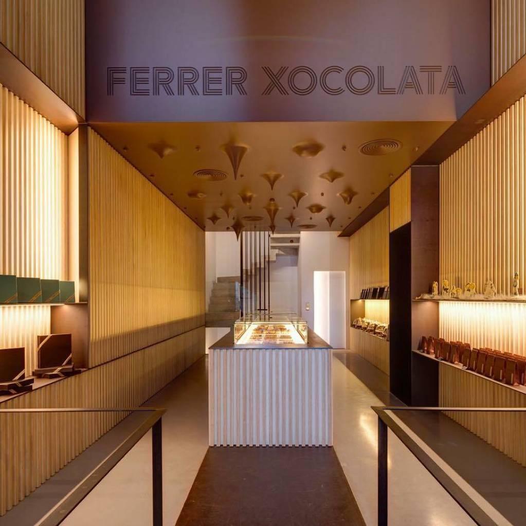 Ferrer Xocolata Pastisseria