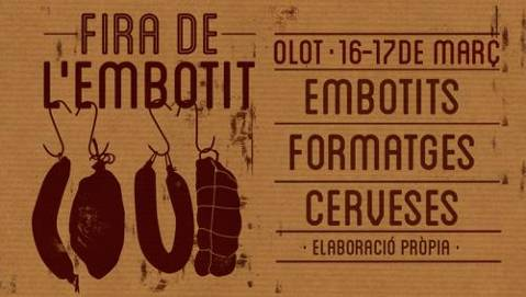 Vermut amb llardons per la Fira de l'Embotit