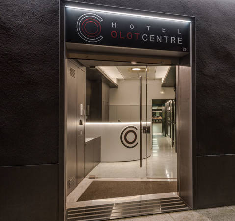 Hotel Olot Centre