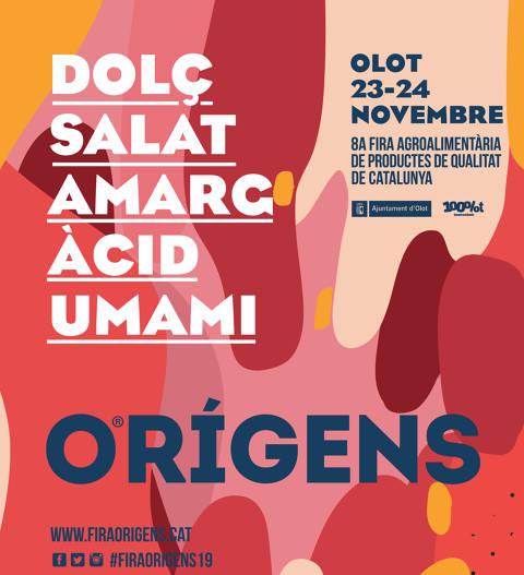 Orígens a Olot, el 23 i 24 de novembre, amb productes ecològics i de l'Occitània Francesa