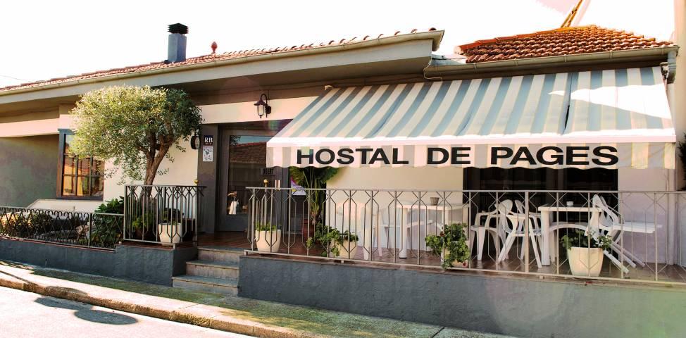 Restaurant Hostal de Pagès