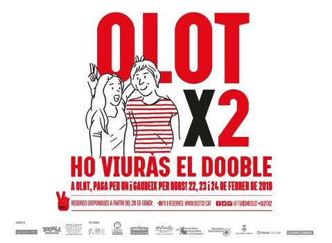 Olotx2! 22, 23 i 24 de febrer