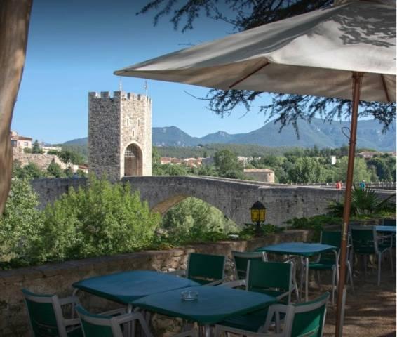 Bufet Lliure El Castell de Besalú